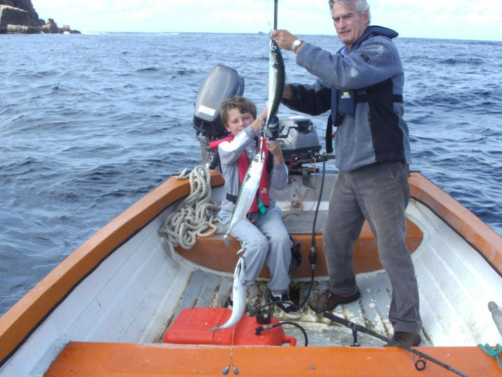 Boat Fishing in Donegal