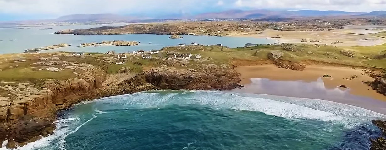 Cottages in Donegal