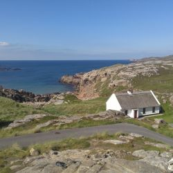 Cruit Island Cottages Donegal