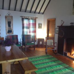 Donegal Thatched Cottages Living Room